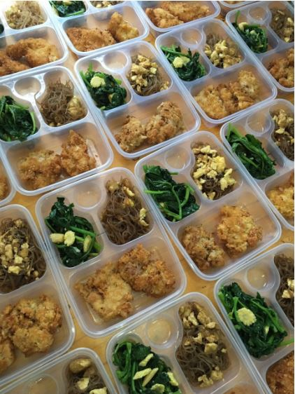 Katering Diet Mayo Murah