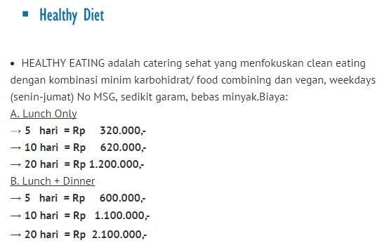 pricehealthy